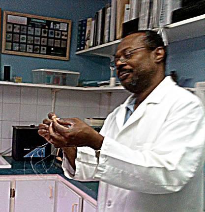 Dr. Derrick Bailey